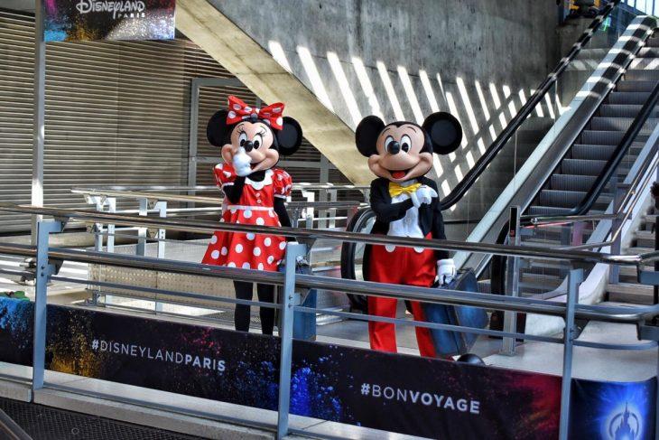 Naar Disneyland® Paris met de trein vanuit Luik