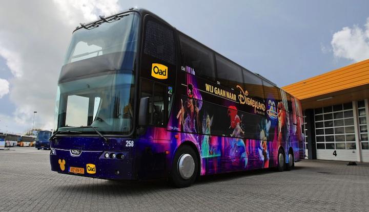 OAD reizen: Disneyland Paris inclusief busreis – Vanaf 254 euro