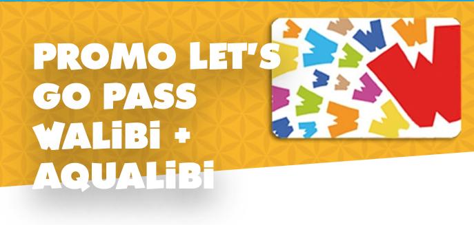 PROMO: Let's Go Pass Walibi + Aqualibi