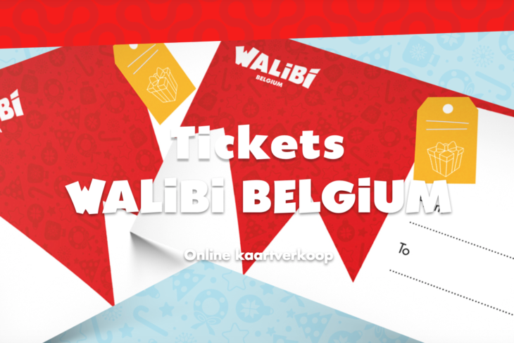 Walibi ticket + Speedy Pass