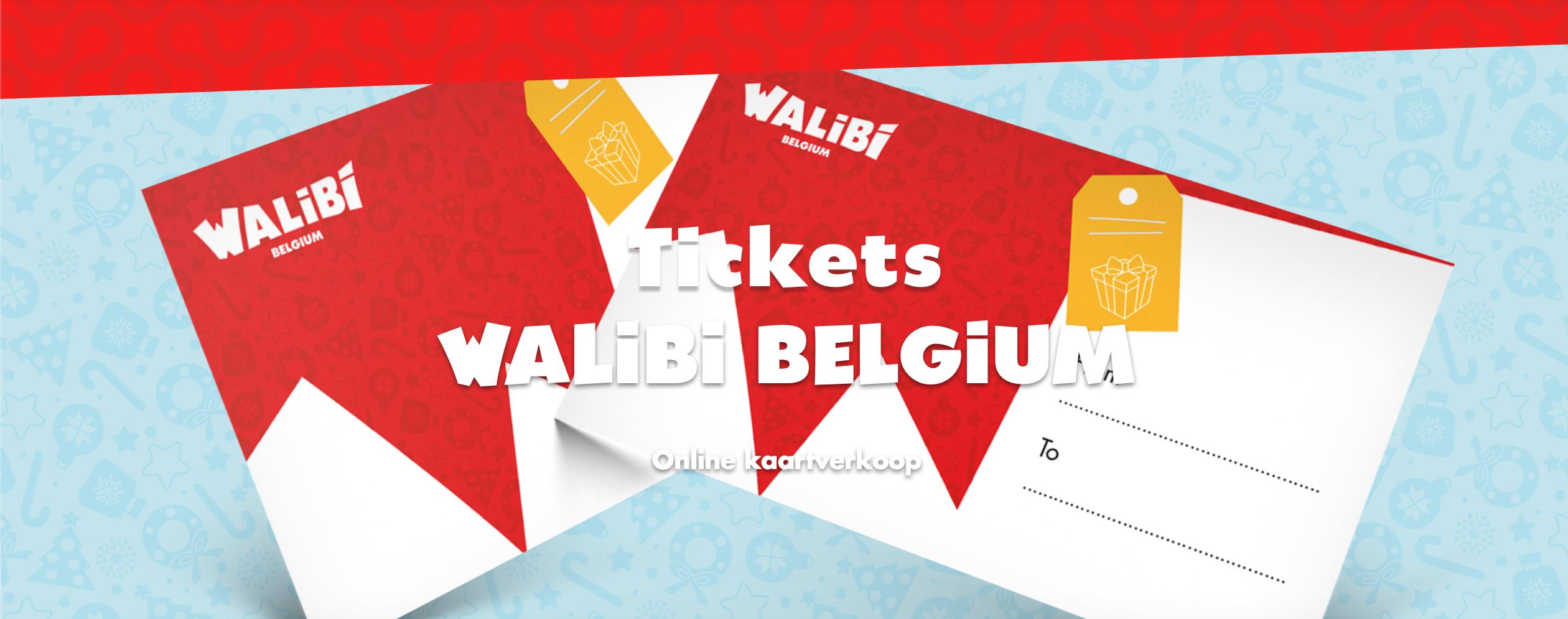 PROMO: Walibi Ticket Volwassene