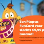 Plopsa Fun Card