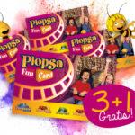 3 + 1 GRATIS: Plopsa-FunCard